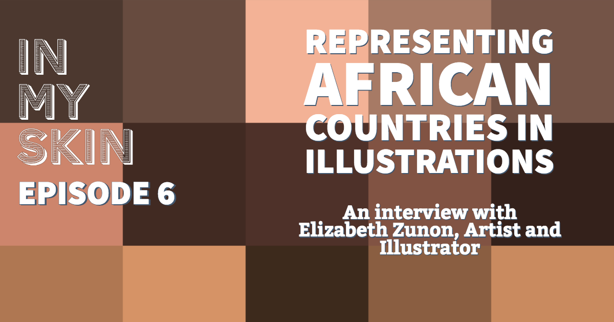 Podcast: Representing African Countries in Illustrations